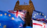 EU Parliament overwhelmingly ratifies Brexit deal