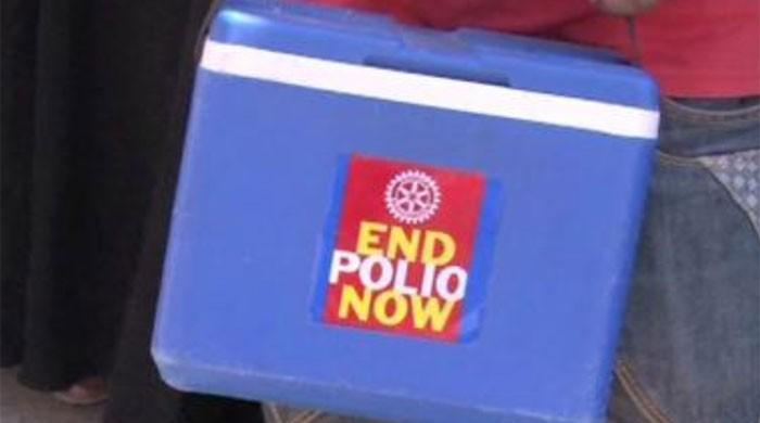 Another polio case reported in Sindh as tally reaches 3