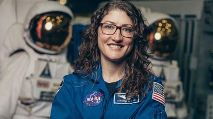 Female astronaut Christina Koch creates history