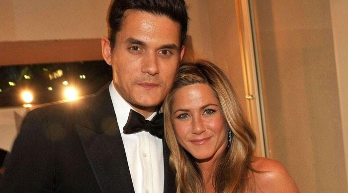 Jennifer Aniston, her ex John Mayer spotted in a restaurant ahead of Oscars