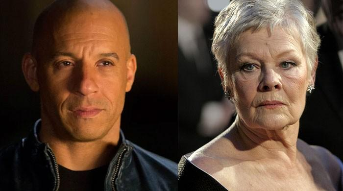 Vin Diesel wants Judi Dench to join the Fast & Furious saga - The News International