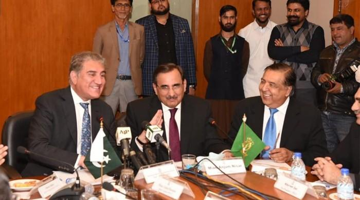 Qureshi says India destroyed occupied Kashmir's economy with unilateral Aug 5 move