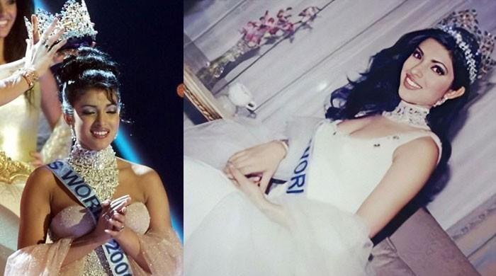 Priyanka Chopra reminisces beautiful moment when she became Miss World