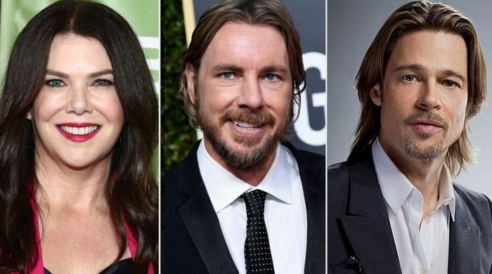 Lauren Graham reveals she once mistook her neighbour Dax Shepard for Brad Pitt