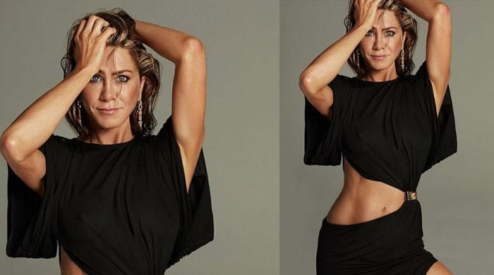 Jennifer Aniston shows off killer curves in new shoot, looks so good at 51