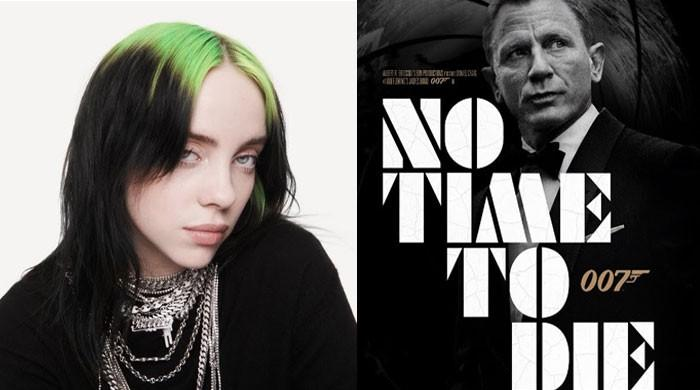 Billie Eilish drops her long-awaited title track for James Bond movie 'No Time To Die'