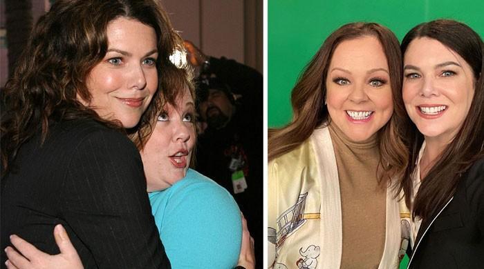 Is that a Gilmore Girls reunion we smell? Melissa McCarthy, Lauren Graham drop hints - The News International