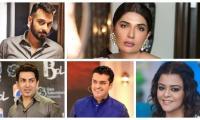 PSL 2020: Pakistani celebs in cricket fever