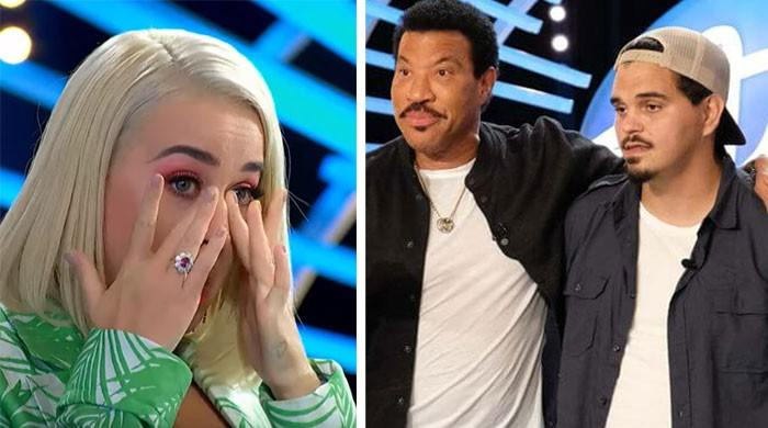 American Idol: Katy Perry reduced to tears over garbage mans soulful audition - The News International