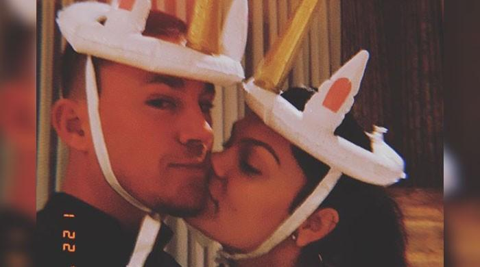 Channing Tatum, Jessie J declare immense love for one another in THIS PDA-packed picture - The News International