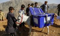 Afghanistan may announce final presidential election result in 'days'