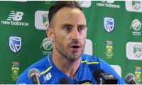 Du Plessis quits as South Africa skipper