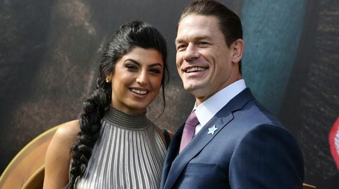 John Cena might have just gotten engaged to ladylove Shay Shariatzadeh - The News International