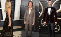 Jennifer Aniston makes Brad Pitt jealous at an Oscars after party?