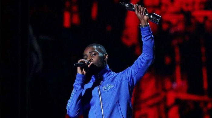 London rapper Dave wins big at male-dominated Brit Awards - The News International