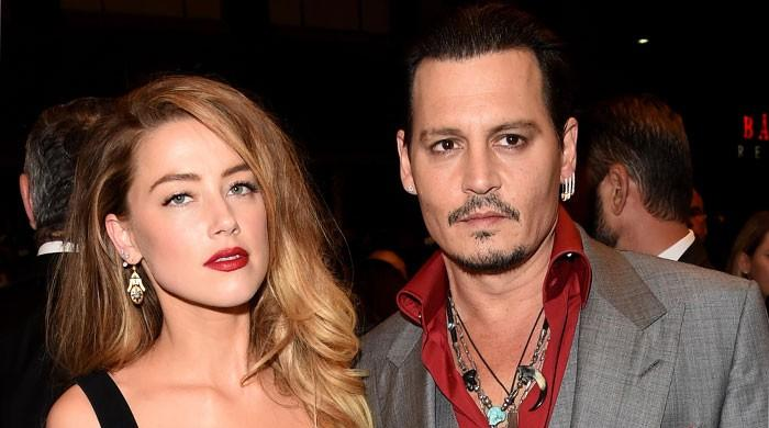 Johnny Depp reveals Amber Heard punched him repeatedly before defecating on his bed - The News International