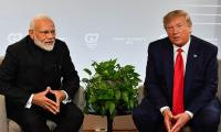 Trump's India visit: Are Ahmedabad's paan shops giving Modi a headache?