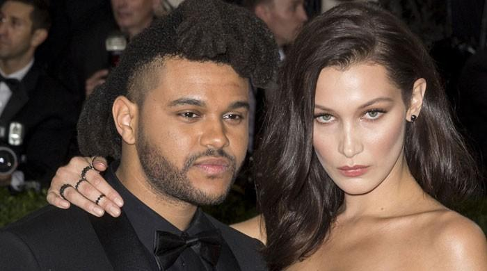 The Weeknd regrets breaking up with Bella Hadid? After Hours drops a hint - The News International