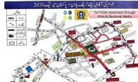 PSL 2020: Traffic plan for Karachi matches