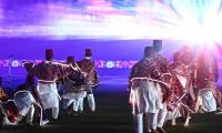 PSL 2020 begins with spectacular opening ceremony at Karachi's National Stadium