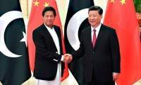 PM Imran telephones Chinese President Xi, condoles over coronavirus deaths