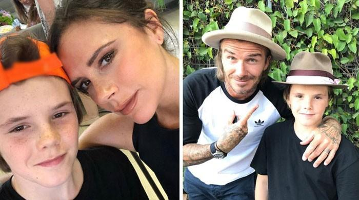 Victoria, David Beckham celebrate their son Cruz birthday in style: See pics - The News International