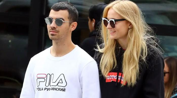 Sophie Turner, Joe Jonas reveal having kids was always 'part of the plan - The News International