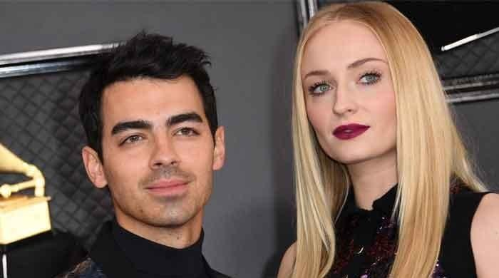Life is better with you, Joe Jonas to Sophie Turner on her birthday - The News International