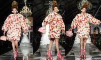Gigi Hadid sets runway ablaze at Milan Fashion Week Show: see pics