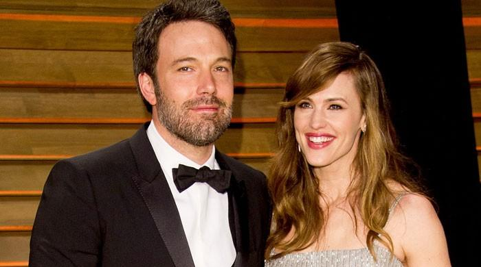 Ben Affleck reveals his idea of a perfect relationship, days after professing love for Jennifer Garner - The News International