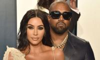 Kanye West irks fans with his ungentlemanlike behaviour towards Kim Kardashian