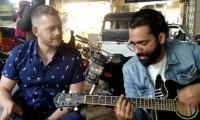 Australian journalist Dennis Freedman sings Dil Dil Pakistan in Karachi