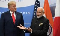 Trump to raise religious freedom issue during India visit, says White House