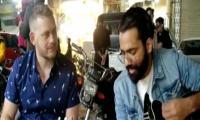 PSL 2020: Australian journalist Dennis Freedman sings 'Dil Dil Pakistan'