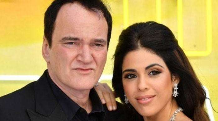 Quentin Tarantino, wife Daniella Pick blessed with first child in Israel - The News International