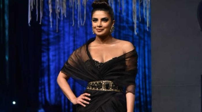 Priyanka Chopra pays tribute to Indian designer who dissed her controversial Grammys outfit - The News International