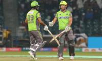 PSL 2020: United need 45 from 5 overs to beat Qalandars