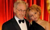Steven Spielberg not happy with daughter Mikaela's career choice