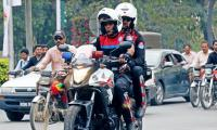 Dolphin force shoots dead two motorcyclists