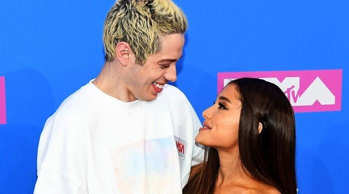 Ariana Grande reacts to Pete Davidsons extremely public interview about their breakup - The News International