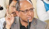Saeed Ghani says 'will try our best to create awareness' about coronavirus