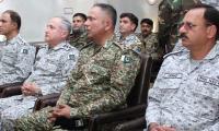 Navy to thwart any misadventure by enemy, says Admiral Zafar Mahmood Abbasi