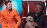'The Voice' coach Blake Shelton tries to score contestant from Nick Jonas