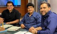 Renowned playwright Khalilur Rehman Qamar joins hands with Geo TV