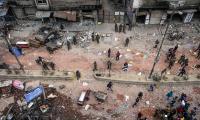 New Delhi riots expose India's Hindu-Muslim divide