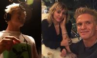 Miley Cyrus chooses strange way to help Cody Simpson sing better