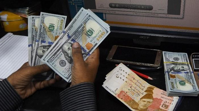 US dollar rises to Rs156.58 in interbank market