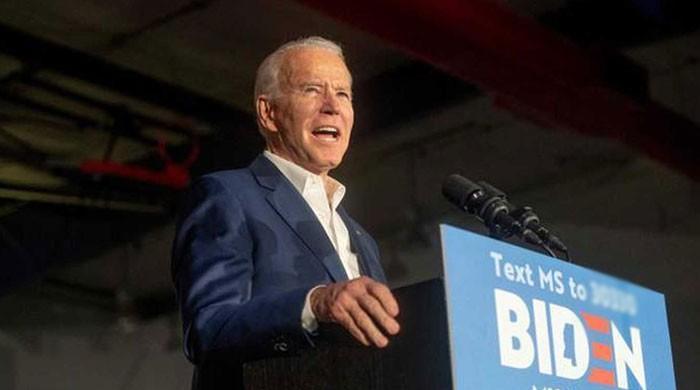 Facebook, Twitter place warning labels on altered Biden video