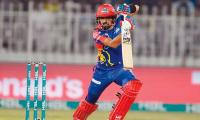 PSL 2020: Sharjeel, Babar power Karachi Kings to 10-wicket victory over Lahore Qalandars
