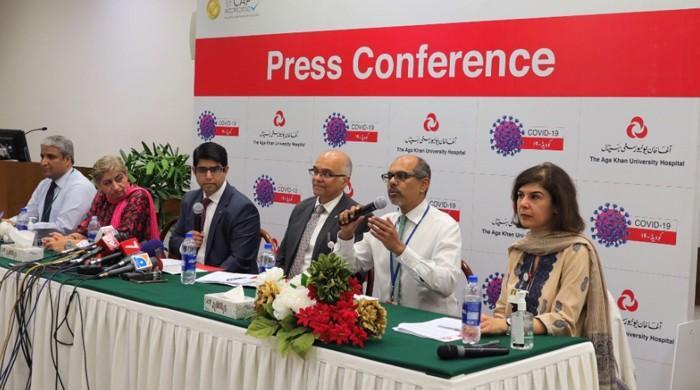 AKUH experts laud Sindh govt's efforts to curb coronavirus